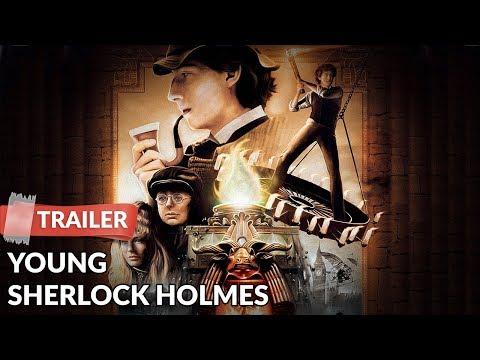 Young Sherlock Holmes 1985   Nicholas Rowe