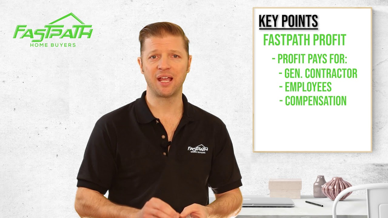 Video 5/6: Profit For FastPath is Minimized When We Buys Houses In MN Call 612.351.2384 To Sell.