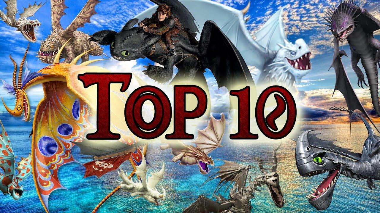 Top 10 Dragon Games