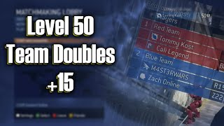 Live: Team Doubles (Level 50) on The Pit (Tommy Kost