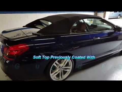 Water penetration bmw convertible