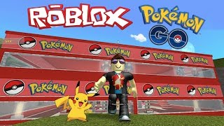POKEMON GO TYCOON!! | Roblox Gameplay