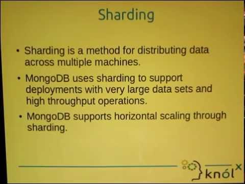 Mongo DB - Replication and Sharding [Part-2]