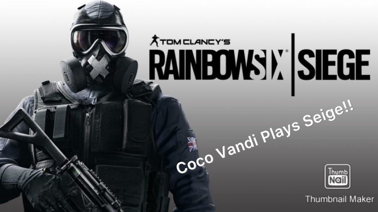 Download Seige Funny Moments-Coco Vandi Plays Seige