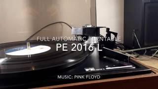 Perpetuum-Ebner (PE) turntable 2016 L