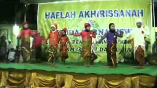 Akhirussanah 2013 - Tari Padang Bulan