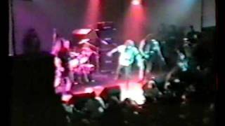 PUNGENT STENCH - Extreme deformity (clip, live in Bilbao 1990)