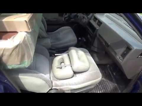 Как перевезти кровать в легковой машине / Как перевезти матрас