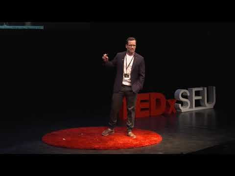 You Were Born to Love, You Evolved to Fit in  | Mark Groves | TEDxSFU