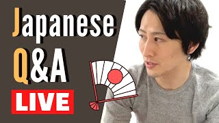 60-90 minutes Lesson \\Topics// ・Japanese daily conversation ・Japanese Language Q$A \\Support Me// Patreon ...