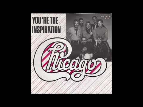 Chicago - You're The Inspiration (HQ)