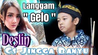 Download Langgam Gelo - Deslin Revina - JINGGA BANYU ( Drummer Cilik Kelas 3 SD )
