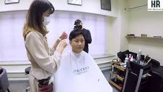 【Hair Recovery復原法】香港假髮專門店 - 終於唔使剃頭髮啦 !!(全過程版)