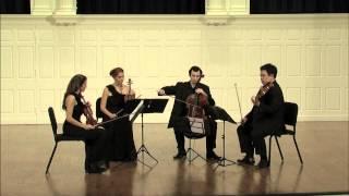 Linden Quartet: M. Ravel, String Quartet in F Major