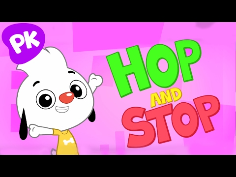 Hop and Stop: Brain Breaks from PlayKids Let's Move! Songs for Kids
