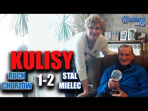 KULISY: Ruch 1-2 Stal Mielec (17.11.2017 r.)