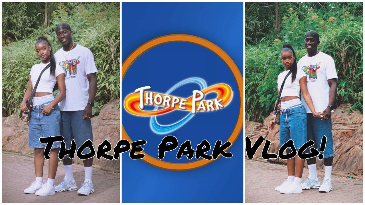 Download Thorpe Park Vlog ft. Mar - Punching machine GONE WRONG!🤣