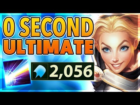 *ULTIMATE PENTAKILL* LOWEST COOLDOWNS IN THE GAME (2,000+ AP) - BunnyFuFuu