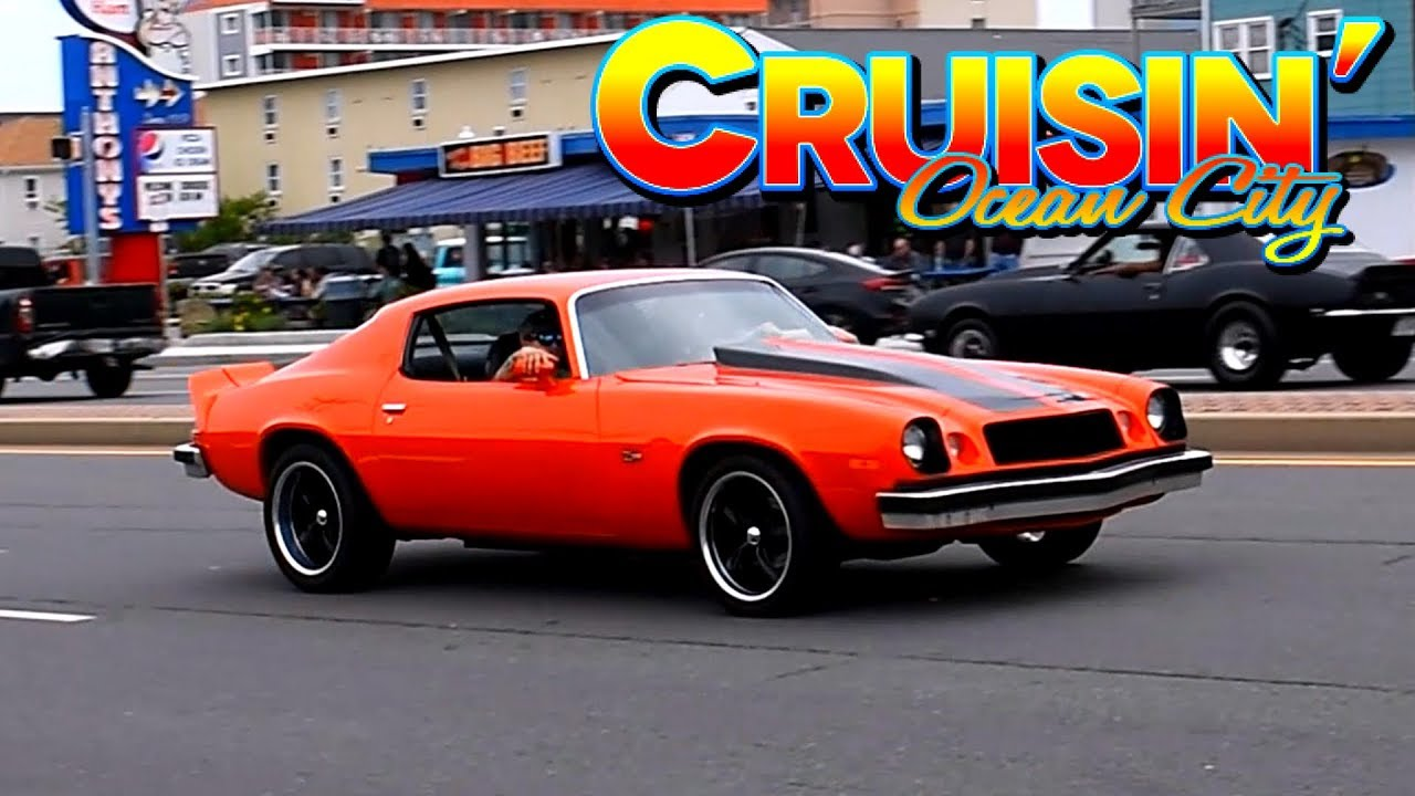 Cruisin Ocean City >> Cruisin Ocean City 2018 Youtube