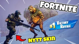 BUYS NEW TECH OPS SKIN IN FORTNITE-HUNTED BY A LEGENDARY ZOMBIE