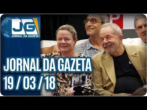 Jornal da Gazeta - 19/03/2018