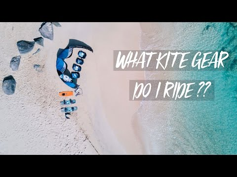Kiteboarding Gear: What Do I Ride & What Should You?  VLOG 24