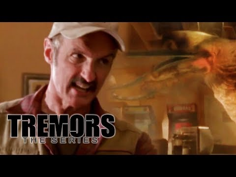 A Graboid Breaks Into The Store (Again) | Tremors: The Series