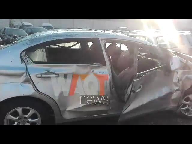 سیکٹر ایف سیون 3 پربت روڈ لڑکیوں اور لڑکوں کی گاڑی برساتی نالے میں گر گئی
