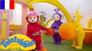 Les Teletubbies en français ✨ 2016 HD ✨ Le nouveau jouet | Animated cartoon