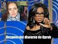 Después del discurso de Oprah