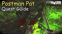 Postman Pat Quest Guide Escape From Tarkov