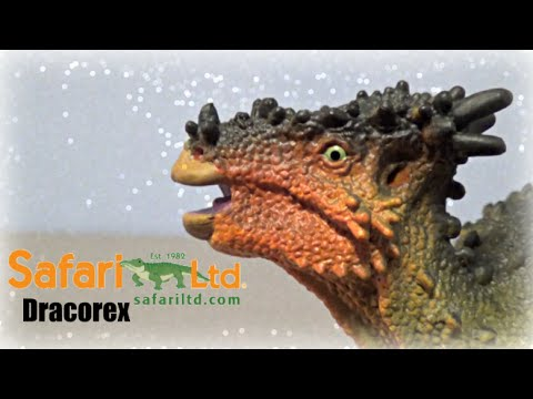 Safari Ltd. || Dracorex (2012) || Review