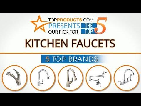 Best Kitchen Faucet Reviews 2017 – How to Choose the Best Kitchen Faucet