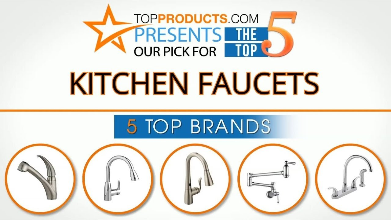 Best Kitchen Faucet Reviews 2017 How To Choose The