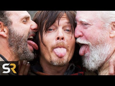 10 Facts You Never Knew About The Walking Dead