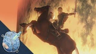 The Legend of Zelda: Twilight Princess - Part 14: Dramatic Trailer Shots