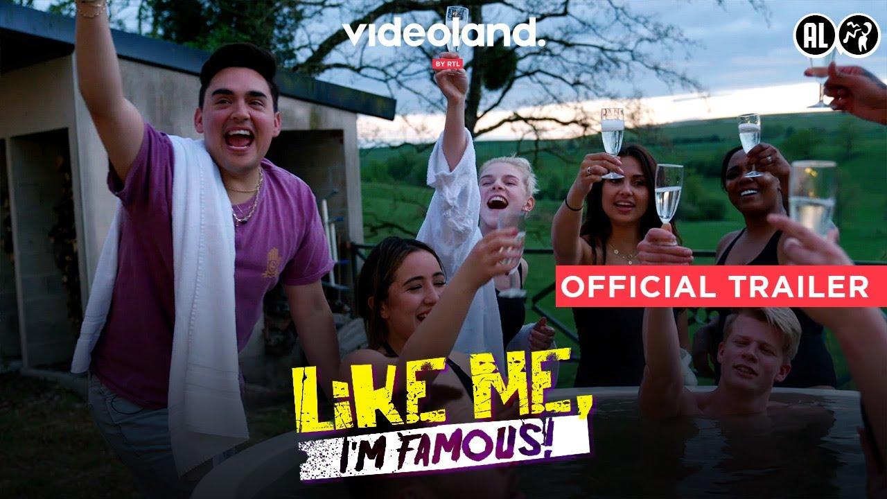 ¡Como yo, soy famoso!  |  Remolque |  Vanaf 14 de julio