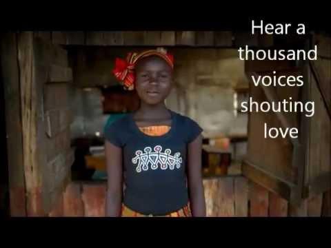 Sing! Jubilee Anthem with Lyrics