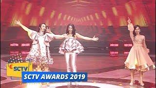 Download lagu KEREN!! Soundtrack Sinetron SCTV di Nyanyikan Oleh Tiga Cewek Cantik | SCTV Awards 2019