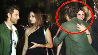 Hrithik Roshan HUGS Ex-Wife Suzanne Khan First Time After DIVORCE