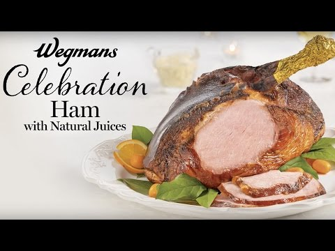 Wegmans Celebration Ham