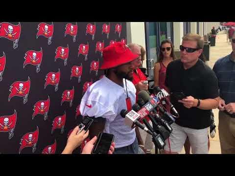 Sports Life With Jay Recher - VIDEO : Bucs WR DeSean Jackson Minicamp (6/13/18)