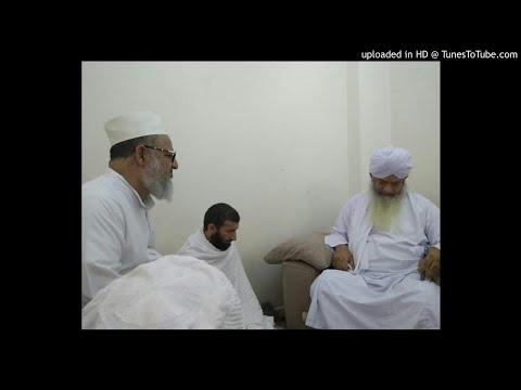 Molana Peer Zulfiqar Ahmed Naqshbandi Met with Hazrat Molana Kaleem Siddiqui