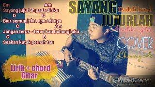 Dadali SAYANG JUJURLAH (cover gitar + gitar chord)