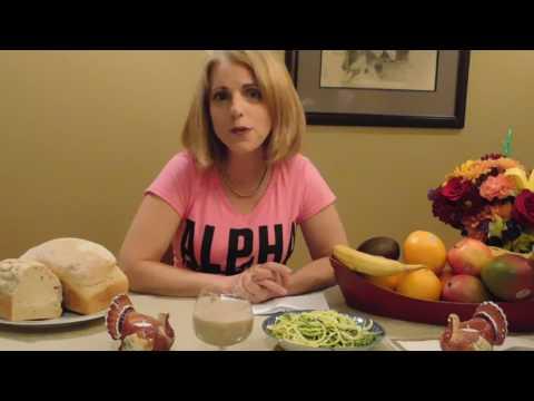 Gina in Lights Vegan life