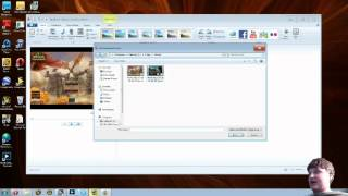 Basic Tutorial on Combining Video Clips with Windows Movie Maker