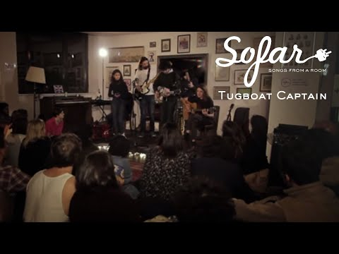 Tugboat Captain - Don't Want To Wake Up On My Own | Sofar London