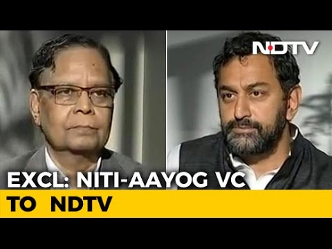Our Industrialists Hard-Wired To Be In Tech: NITI Aayog's Arvind Panagariya