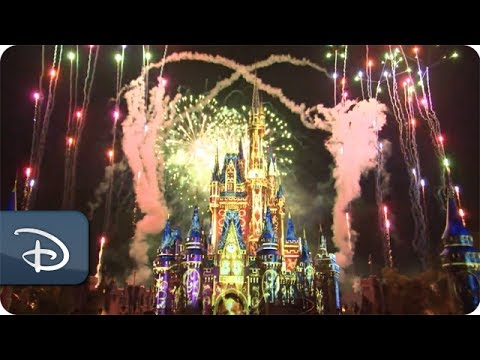 Happily Ever After Fireworks at Magic Kingdom | Walt Disney World