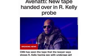 🗣 NEW VIDEO EVIDENCE OF R. KELLY HAVING S*X WITH UNDERAGE GIRL IS REVEALED— HEAR THE DETAILS! 🎉